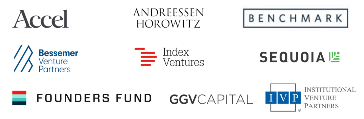 Top VC funds